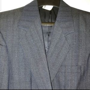 Haggar Gallery 38 Short Suit Jacket Blazer